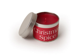 Christmas Spice Scented Candles