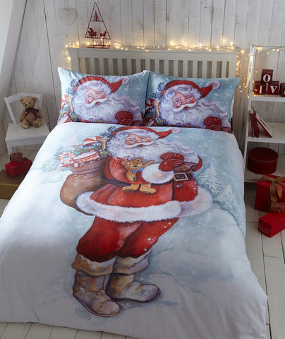 Father Christmas Christmas Bedding