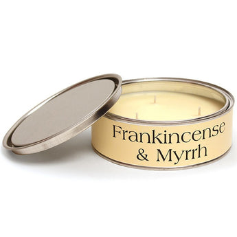 Frankincense & Myrrh Scented Candles