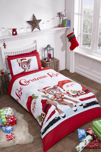 Love Christmas Bedding