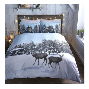 Nordic Scene Christmas Bedding