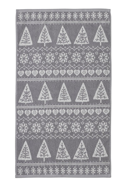 Nordic Trees Bath Towel