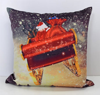 Northern Lights Cushion Cover