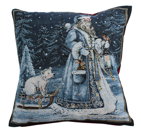 Twilight Santa Cushion Cover