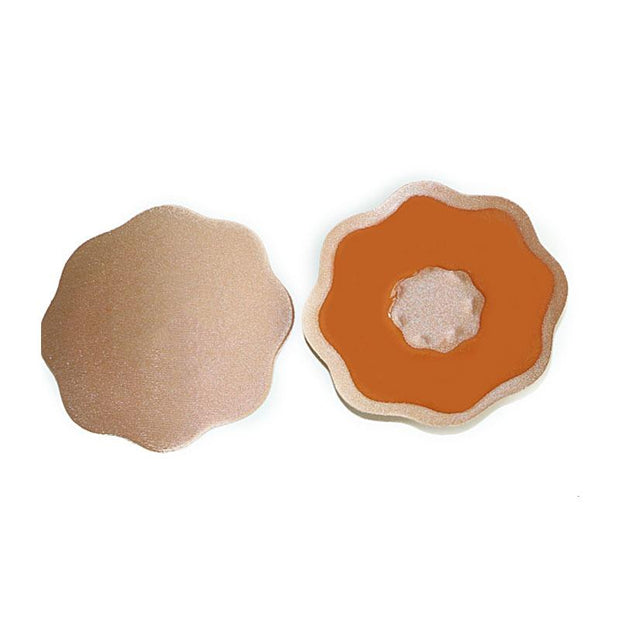 Reusable self adhesive silicone pasties - Paprika Belle
