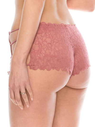The Daphne Panty Dusty Rose - Paprika Belle