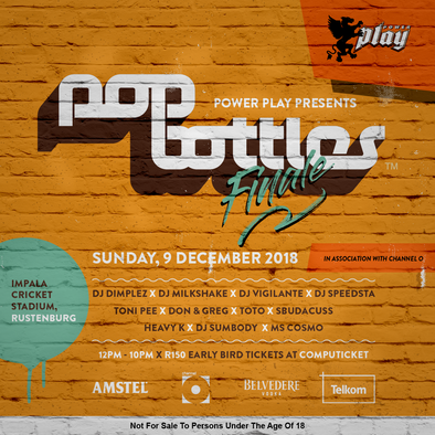 Pop Bottles Rustenburg