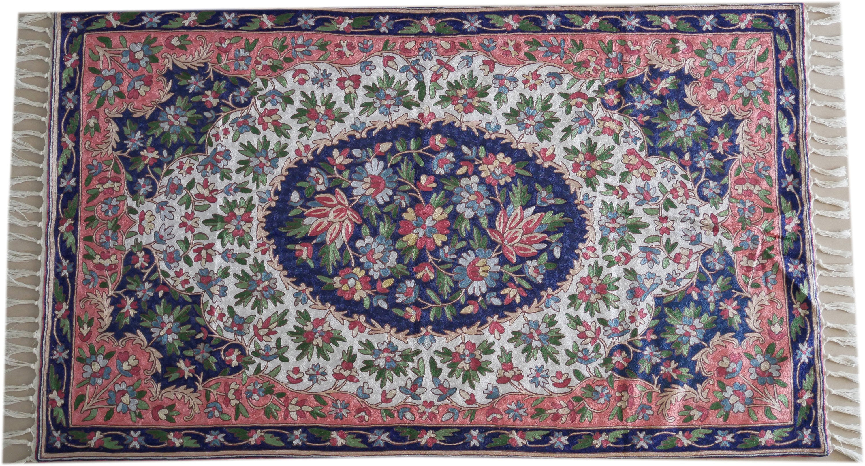 rug bohemian abrash ivory grey narva products antique look