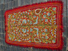 "Kashmiri ""Namda"" Wool rug 6x4 