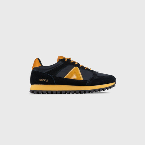 Chase - Black Coffee - Man-Chase-Asfvlt-Asfvlt Sneakers Sko Norge
