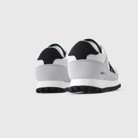 Chase - White Black - Woman-Chase-Asfvlt-Asfvlt Sneakers Sko Norge