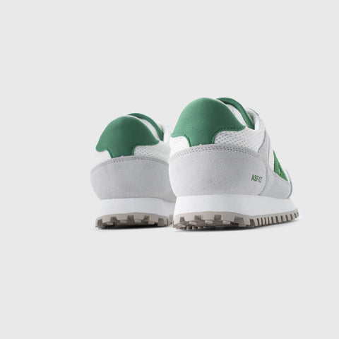 Chase - White Green - Man-Asfvlt Sneakers Norge
