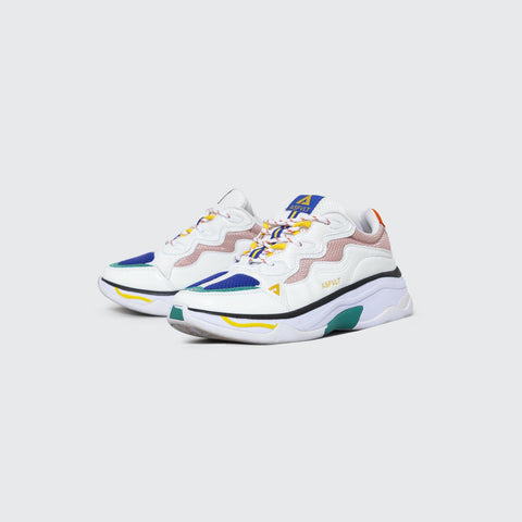 Onset - White Hysterical - Woman-Onset-Asfvlt-Asfvlt Sneakers Sko Norge