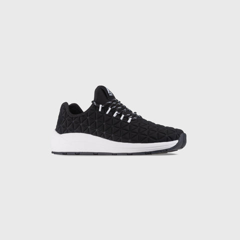Speed Sock 2.0 - Black White - Woman-Speed Sock 2.0-Asfvlt-Asfvlt Sneakers Sko Norge