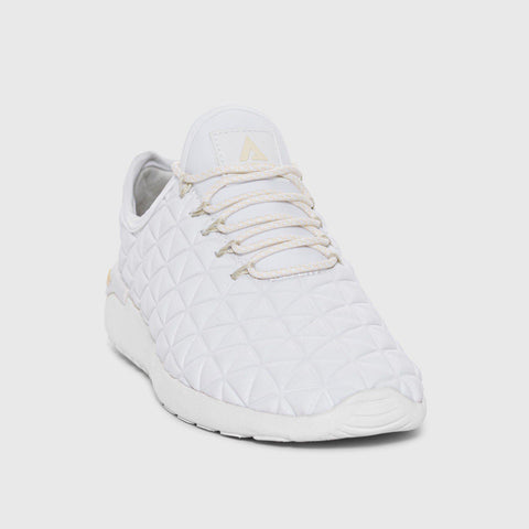 White Speed Sock Neoprene  Asfvlt  Sneakers - Sko Til Herre
