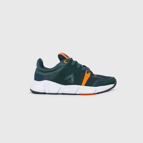 Future - Green Orange - Woman-Asfvlt Sneakers Norge