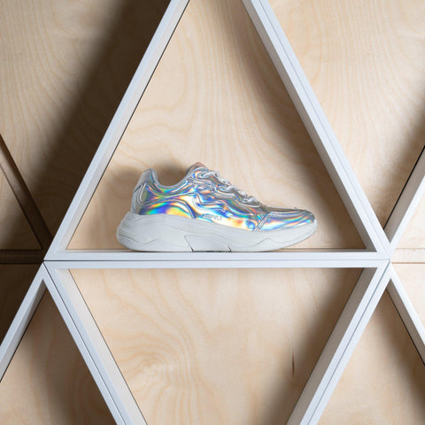 Onset - Holographic - Woman-Onset-Asfvlt-Asfvlt Sneakers Sko Norge