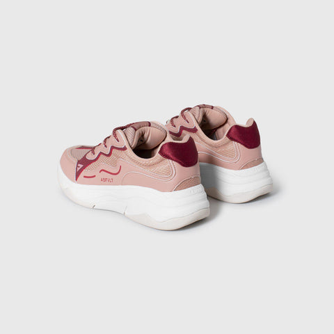 Onset - Peach - Woman-Asfvlt Sneakers Norge