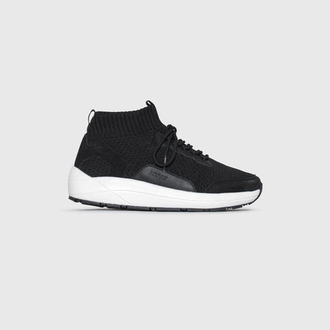 Pursuit Mid - Black Raven - Woman-Pursuit Mid-Asfvlt-Asfvlt Sneakers Sko Norge