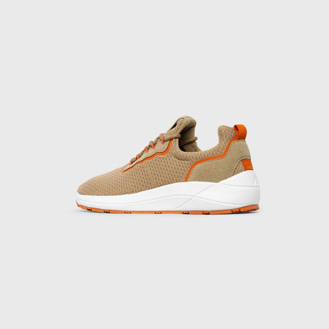 Pursuit - Tan Orange - Woman-Pursuit-Asfvlt-Asfvlt Sneakers Sko Norge