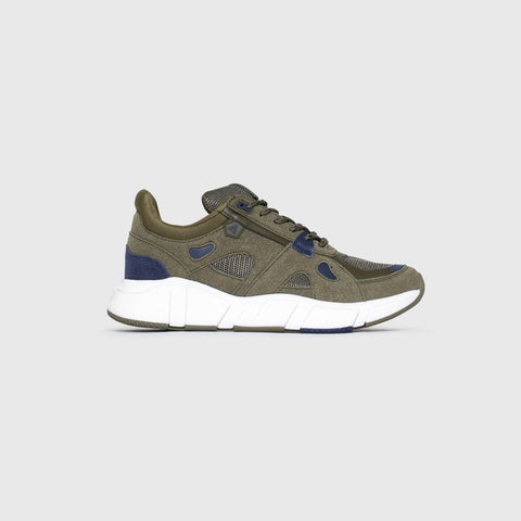 Switch - Army Peacot - Woman-Asfvlt Sneakers Norge