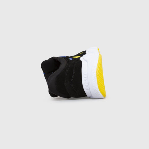 Switch - Black Blue Yellow - Woman-Switch-Asfvlt-Asfvlt Sneakers Sko Norge