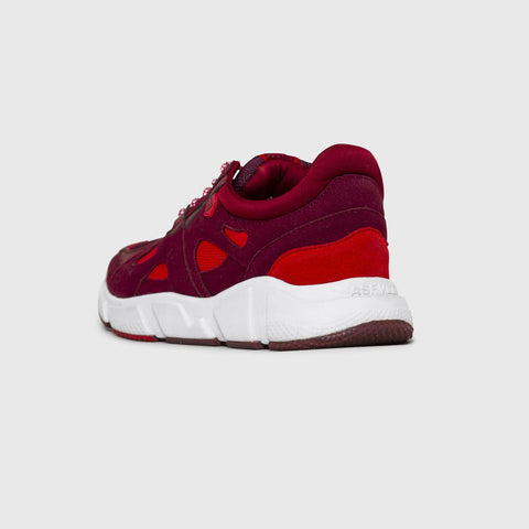 Switch - Maroon Marsala - Man-Asfvlt Sneakers Norge