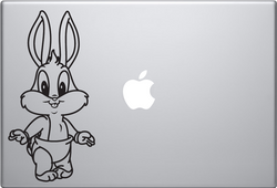 Baby Bugs Macbook Decal