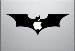 Batman Emblem Mac Macbook Decal