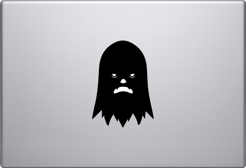 Chewbacca Macbook Decal