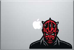Darth Maul Macbook Decal
