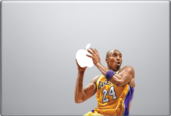 Kobe Bryant Macbook Decal