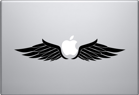 Wings Macbook Decal