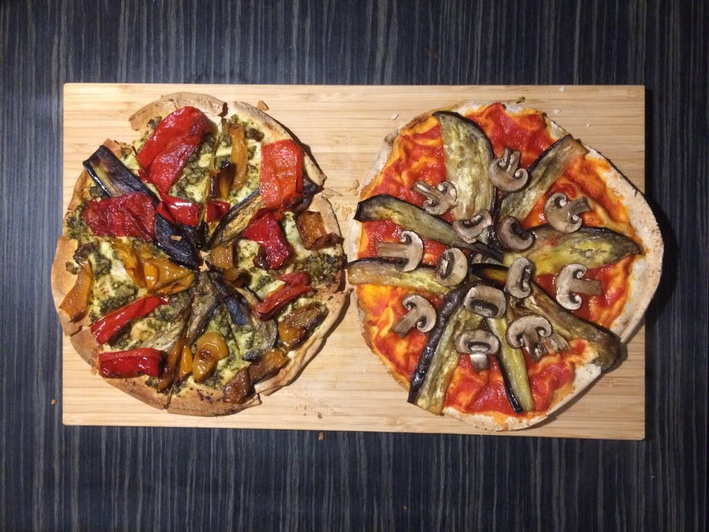 Quick and Easy Vegan Pizza