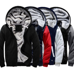 Men's Fleece Coat