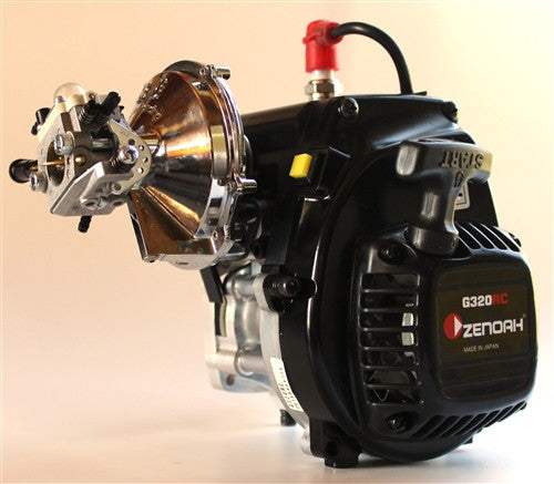 1/5th Scale Supercharger for G320RC engine HPI Only
