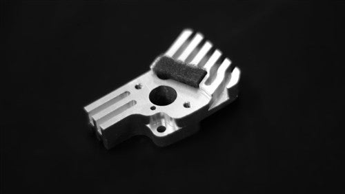 Heat Sink Isolator Block w/ Diaphragm Filter