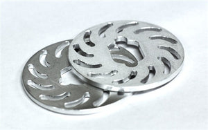 Stainless Steel Vented Brake Disks for LOSI 5IVE
