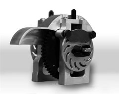 Alloy Center Differential Towers for LOSI 5IVE (New locking Pin)