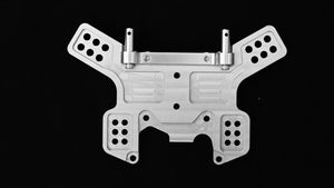 **V2 Shock Mounting Plates for LOSI 5IVE (Front and Rear)