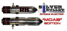 "SILVER BULLET "" MOAB"" Nitrous Injection - Polished"