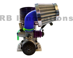 Cyclone Cold Air Intake System