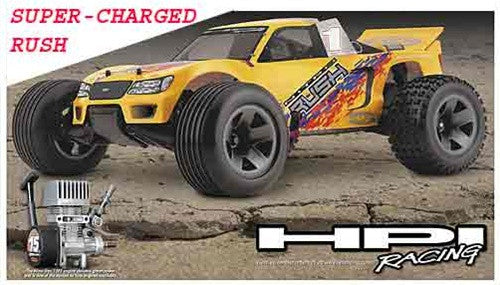 HPI RUSH Supercharger