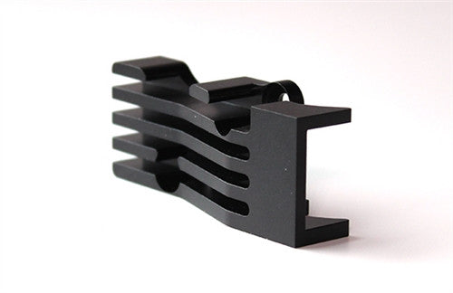 G320 Transfer Port Heat Sink