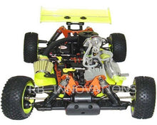 Exceed RC Nitro Gas Powered Monster Truck MadBeast Supercharger