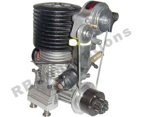 Supercharger for REDCAT RC Nitro EARTHQUAKE XP, HURRICANE XL, AVALANCHE XP, HURRICANE XTR, MONSOON XP, MONSOON XTR N/F