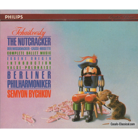 Bychkov: Tchaikovsky Nutcracker - Philips 420 237-2 (2Cd Set) Cd