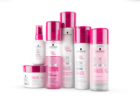 Schwarzkopf BC Color Freeze Range at Eds