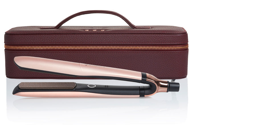 ghd Dynasty Platinum+ Rose Gold Gift Set