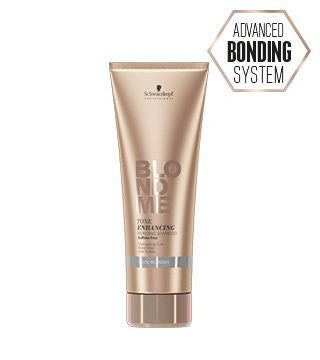 BLONDME Cool Tone Enhancing Bonding Shampoo